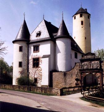 Bild Burg Rittersdorf