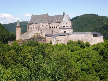 Bild Burg Vianden