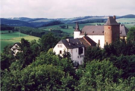 Bild Burg Wildenburg Hellenthal