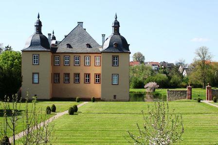 Bild Schloss Eicks Mechernich
