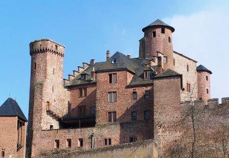 Bild Schloss Hamm
