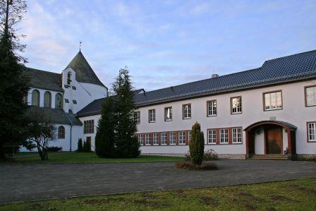 Bild Abtei Maria Frieden Dahlem