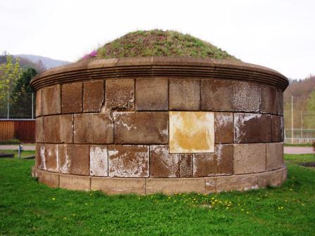 Bild Römisches Grabmal Nickenich