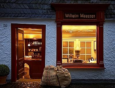 Bild Caffee Rösterei Wilhelm Maassen Monschau