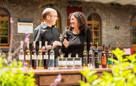 Bild Eifel Destillerie P.J.Schütz Ahrweiler