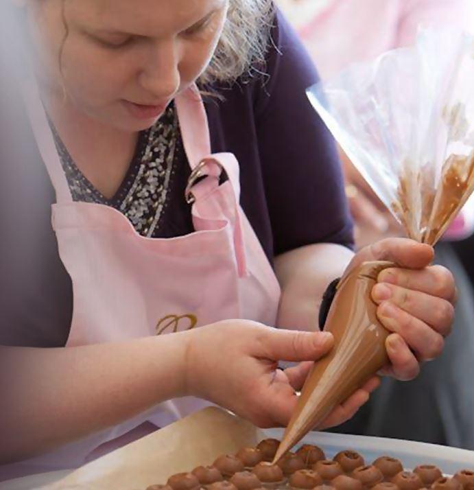 Bild La Fleur du Chocolat Mayen