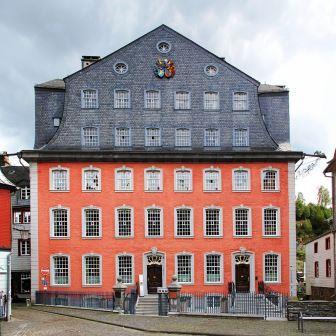 Bild Rotes Haus Monschau
