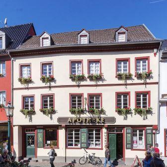 Bild Apothekenmuseum Bad Münstereifel