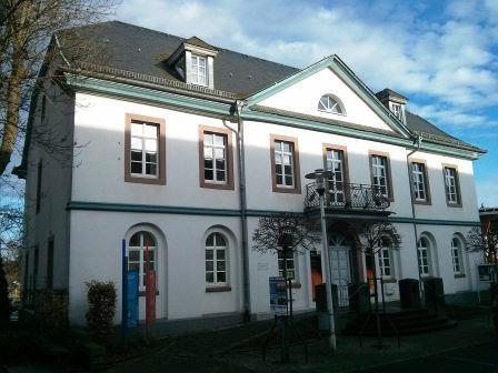 Bild Vulkanmuseum Daun