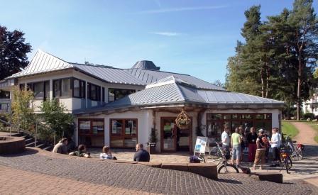 Bild Nationalpark Tor Gemünd