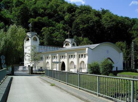Bild Kraftwerk Heimbach