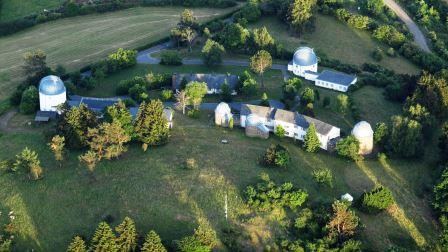 Bild Observatorium Hoher List Daun