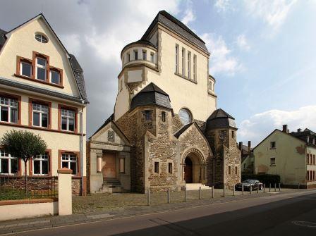 Bild Synagoge Wittlich