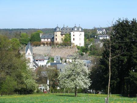 Bild Schloss Gemünden