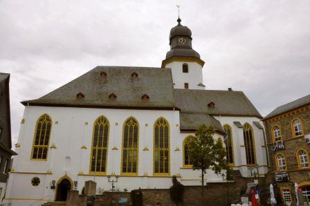 Bild Stephanskirche Simmern