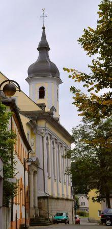 Bild Josefskirche Simmern