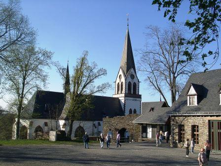 Bild Kirche Hl. Kreuz Kastellaun
