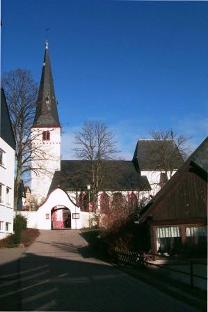 Bild Kirche Thalfang