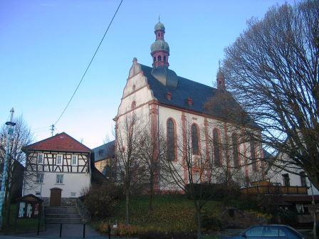 Bild Kloster Spabrücken