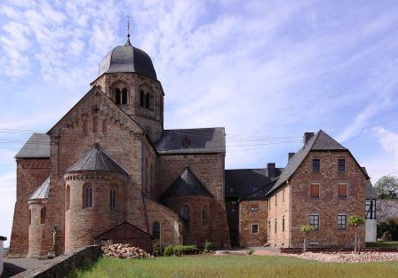 Bild Kloster St. Martin und Maria Sponheim