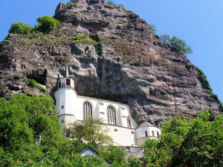 Bild Felsenkirche Idar Oberstein