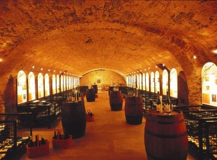 Bild Weinmuseum Bernkastel Kues