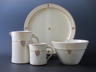 Bild Keramikgestaltung Monika Hilger