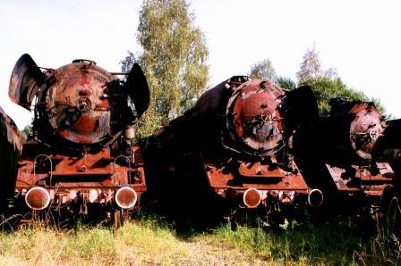 Bild Dampflokmuseum Hermeskeil