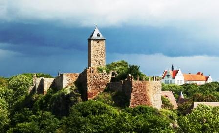 Bild Burg Giebichenstein Halle