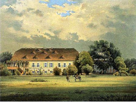 Bild Herrenhaus & Kapelle Hoppenrade