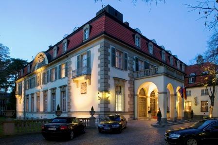 Bild Palais Pannwitz Berlin Grunewald