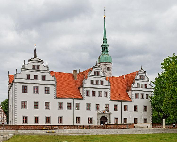 Bild Schloss Doberlug Kirchhain