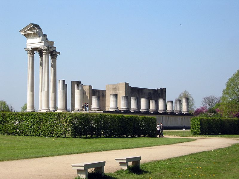 Bild Archäologischer Park Xanten