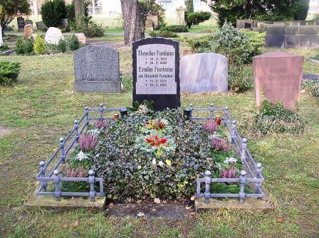 Bild Friedhof II der Französischen Reformierten Gemeinde Berlin