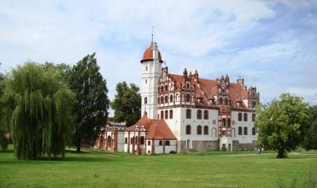 Bild Schloss Basedow