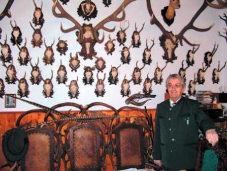 Bild Jagdmuseum Soechting Buschow