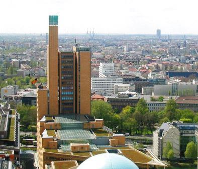 Bild debis Haus Berlin
