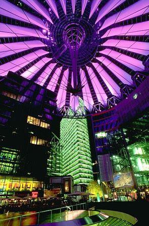 Bild Sony Center Berlin