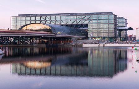 Bild Hauptbahnhof Berlin