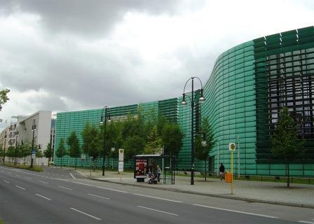 Bild Nordische Botschaften Berlin
