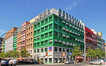 Bild Quartier Schützenstraße Berlin