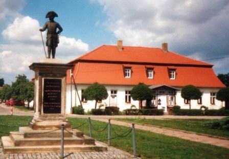 Bild Alte Försterei Kloster Zinna