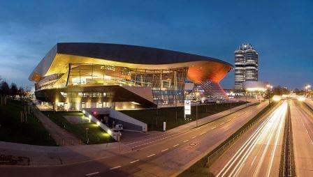 Bild BMW Welt München