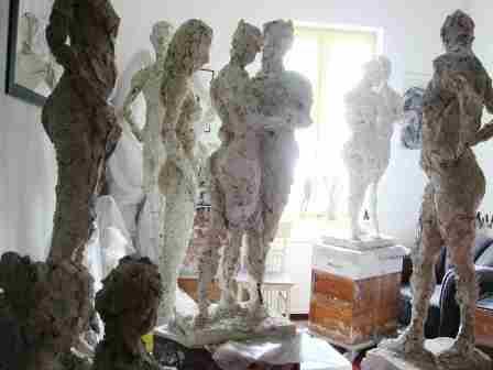 Bild Atelier Henning Spitzer Güstrow