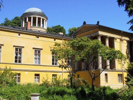 Bild Schloss Lindstedt