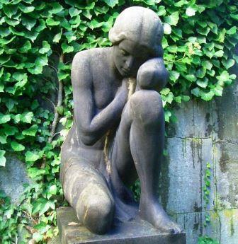 Bild Friedhof Berlin Wannsee
