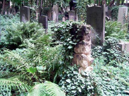 Bild Jüdischer Friedhof Schönhauser Allee Berlin