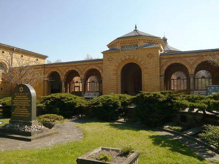 Bild Jüdischer Friedhof Weißensee Berlin