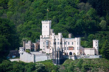 Bild Schloss Stolzenfels