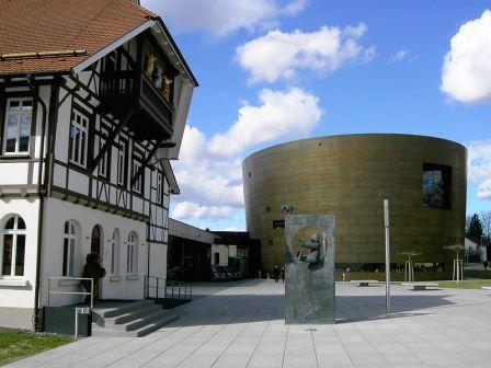 Bild Steiff Museum Giengen